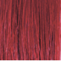 Paquet de 10 extensions - BORDEAUX RUBY- lisses