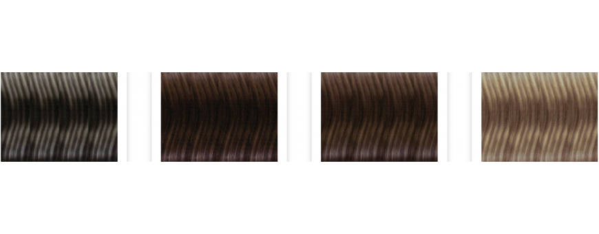 Extensions lisses balayage